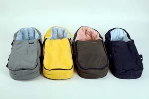 Як ми зробили успішну сумку-переноску для малюків