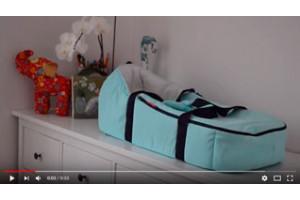 Сумки-переноски COO COO для немовлят (Відео)