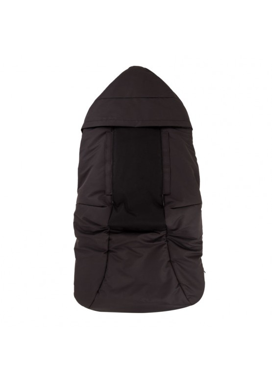 Теплий зимовий конверт в коляску Coo Coo Holodryga Graphite-Black