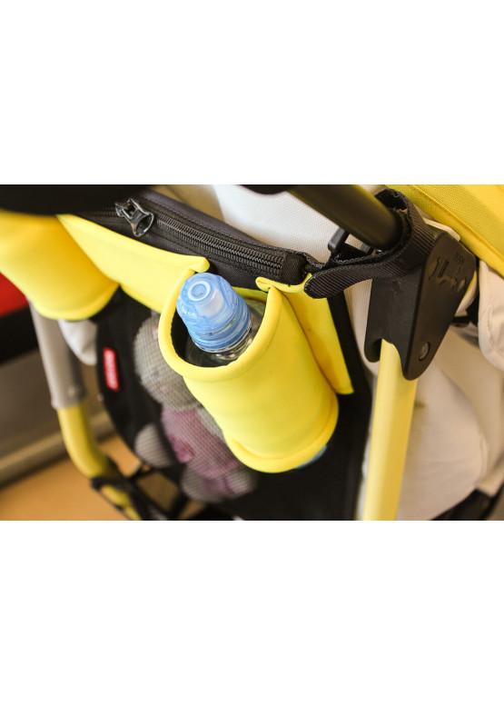 Органайзер для прогулянкових візків Coo Coo жовтий