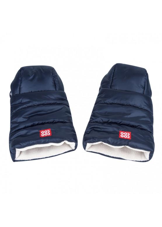 Рукавички-муфта на коляску Coo Coo Ocean (темно-синий)