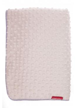 Тепла ковдра Coo Coo 75х100 см молочна