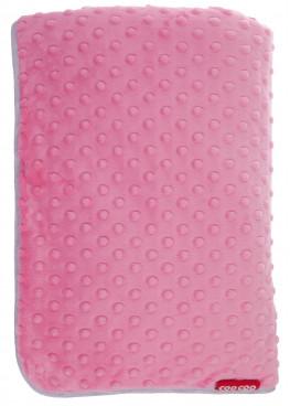 Теплый плед Coo Coo 75х100 см Розовый